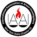 New York State Fire Investigators Association Logo